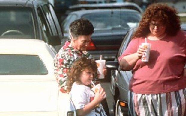 Fettleibigkeit in USA Gesundheitslast wie Rauchen