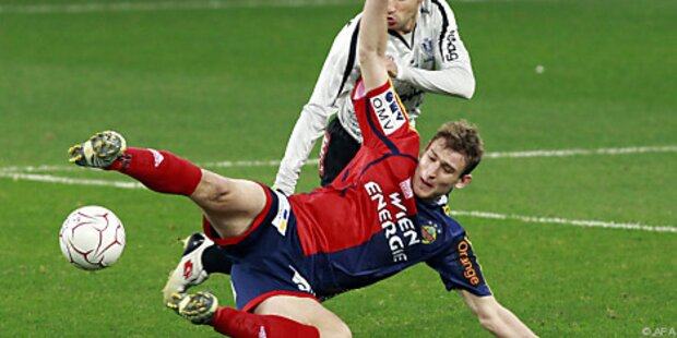 Rapid feierte in Kärnten 4:2-Pflichtsieg