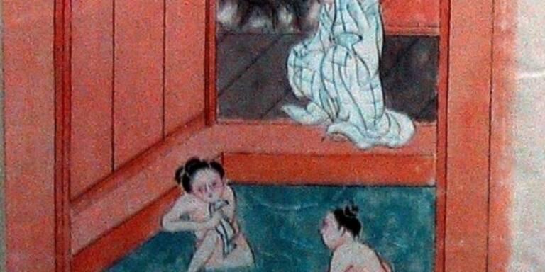 Die japanische Badekultur Onsen