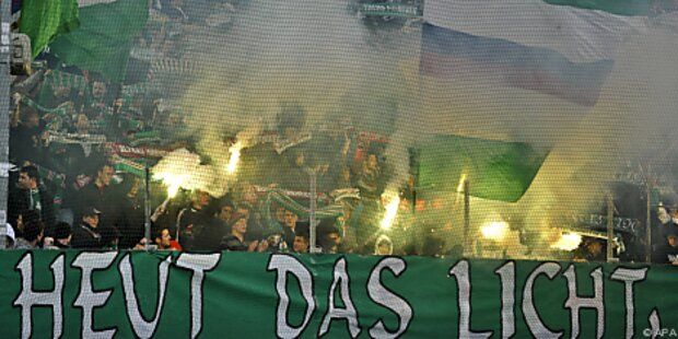 Besucher-Rückgang in der Fußball-Bundesliga