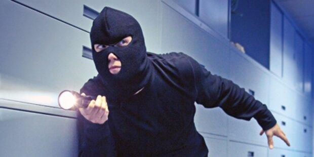 Einbrecher nutzen wieder Dämmerung