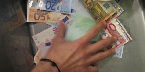Diebe zogen Pensionist Geld aus der Börse