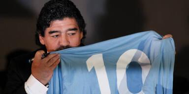 Diego Maradona: Staatsanwaltschaft untersucht Tod der Fußball-Legende