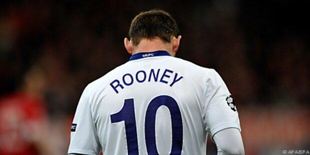 Rooney auch für Englands Journalisten der Beste