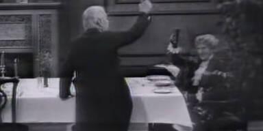 """Der Silvester-Klassiker: """"Dinner for One"""""""