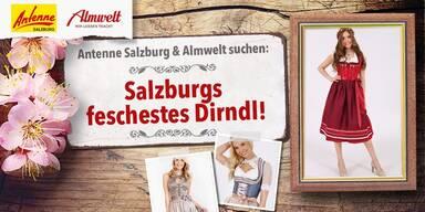 Salzburg feschestes Dirndl