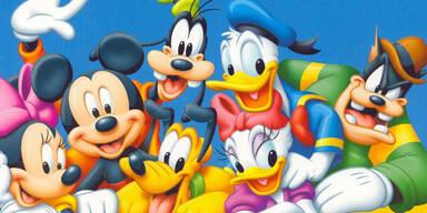 Micky, Donald & Co mischen TV-Markt auf: Disney Channel startet