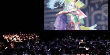 Großes Final Fantasy Konzert in Wien