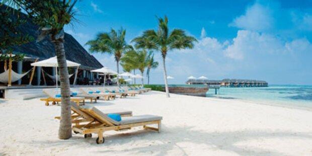 Malediven: Die 2. Person reist gratis