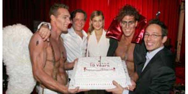 Agentur Division 4 feierte 10 Jahre