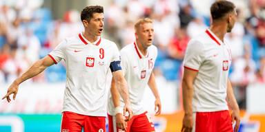 "Polen hofft auf ""Lewa-Effekt"" gegen Slowakei"
