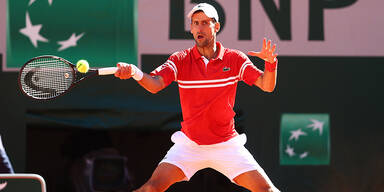 Djokovic feiert seinen 19. Grand-Slam-Titel