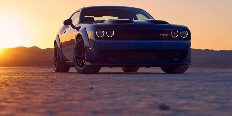 Neuer Challenger SRT Hellcat leistet 808 PS