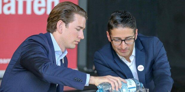 Islam-Gesetz: ÖVP schießt sich auf SPÖ ein