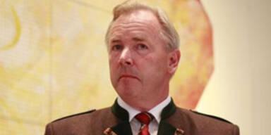 Dörfler sorgt für Wirbel bei Regierungssitzung