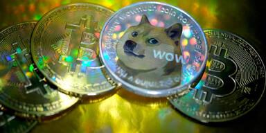 Kryptowährung Dogecoin erreicht neuen Rekord