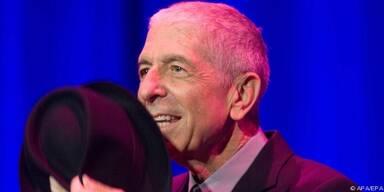 Doku über Cohen eröffnete Toronto Film Festival