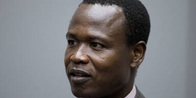 Ugandischer Rebellenchef zu 25 Jahren Haft verurteilt
