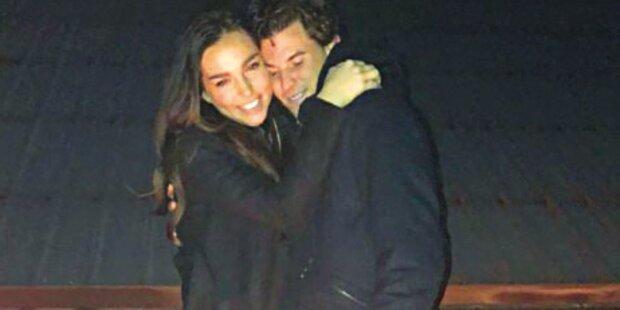 Dominic Thiem & Lili Paul: 1. Prüfung für die Liebe