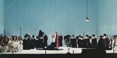 Don Carlos  - Wiederaufnahme an der Wiener Staatsoper
