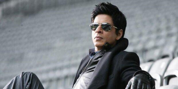 Shah Rukh Khan spielt Drogenboss
