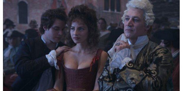 Tobias Moretti gibt den Casanova