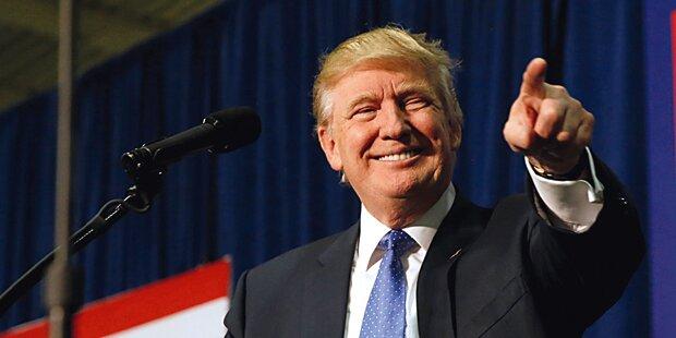 Trump bleibt Produzent von