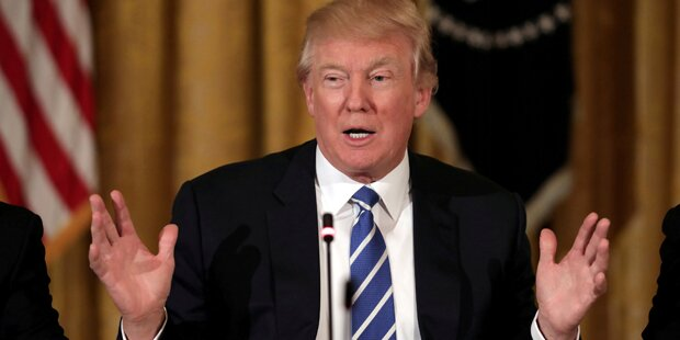 Hacker watschen Trump auf McDonald's-Seite ab