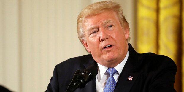 Tote bei Nazi-Demo: Massive Kritik an Trump