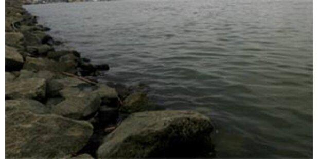 54-Jähriger ertrinkt in Alter Donau