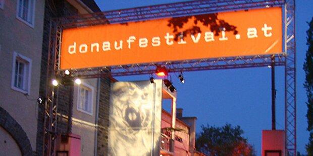 Das Donaufestival 2010 startet