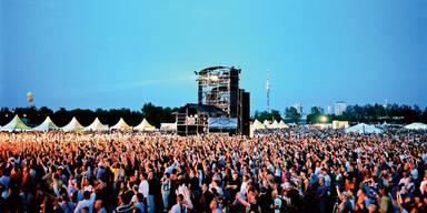 Donauinselfest vom 18. bis 20. September