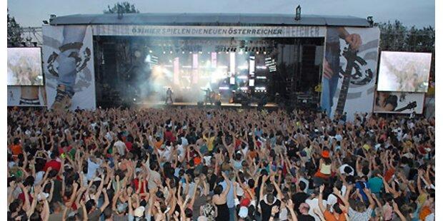 Donauinselfest findet statt!