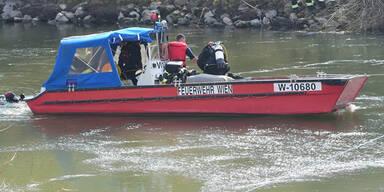 Donaukanal Feuerwehr