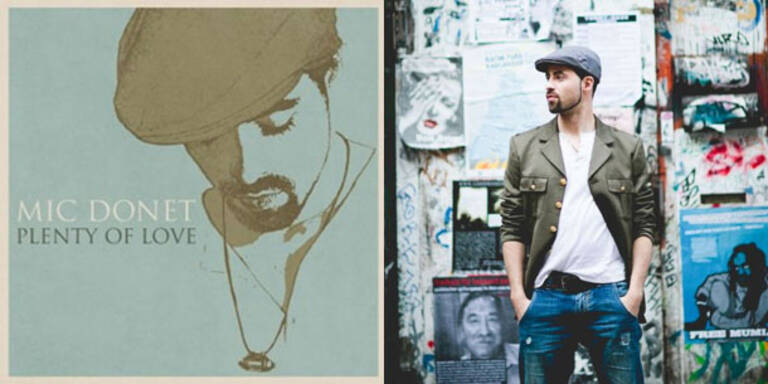 """Am 15. Juni veröffentlich der ehemalige """"The Voice Of Germany"""" Kandidat Mic Donet sein Debüt-Album. Es trägt den Namen """"Plenty Of Love"""" und soll die Charts ordentlich aufwirbeln."""
