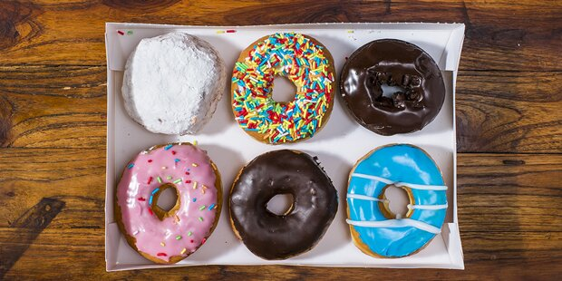 Pensionist wegen Donuts festgenommen