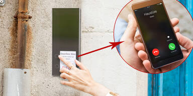 So leiten Sie die Türklingel aufs Handy um