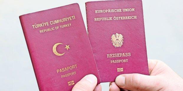 Doppelstaatsbürger: Wien prüft 44.000 mögliche Fälle