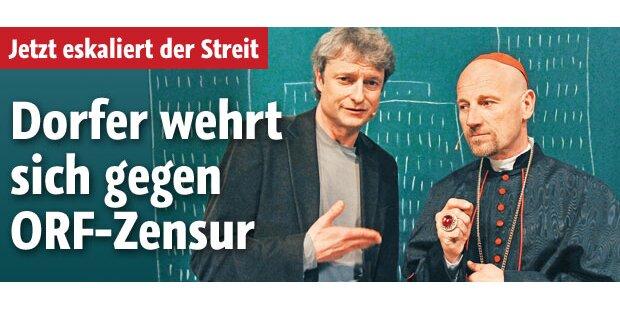 Dorfer wehrt sich gegen ORF-Zensur