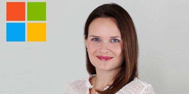 33-Jährige wird Bildungs-Chefin bei Microsoft