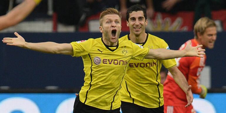 Dortmund triumphiert im Revier-Derby