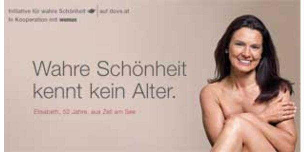 Dove-Kampagne: Österreicherinnen über 50 hüllenlos