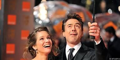 Downey hinterließ seine Spuren