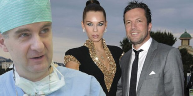 Beauty-Doc Worseg: Lothar zahlt jetzt