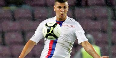 Dragovic patzt bei Basel-Remis