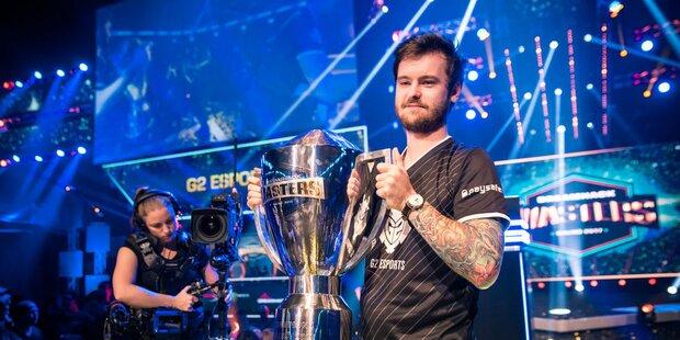 G2 triumphiert bei CS-Turnier