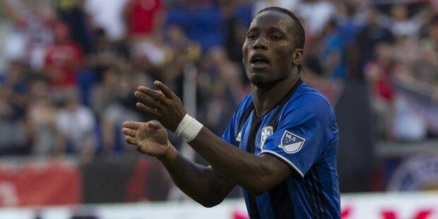 Streik-Eklat um Didier Drogba