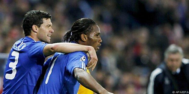 Chelsea nach 2:1 gegen United auf Titelkurs