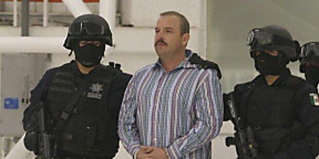 Drogenboss: 20 Morde aus Versehen
