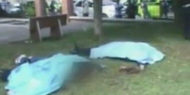 Blutbad in Klinik in Guatemala: Sieben Tote